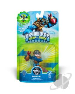 Skylanders Swap Force-Swap Boom Jet Cover Art