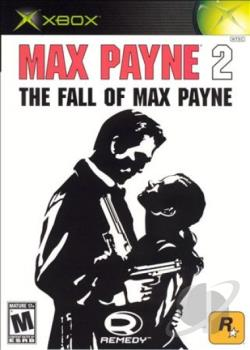 Max Payne 2: The Fall of Max Payne XB Cover Art