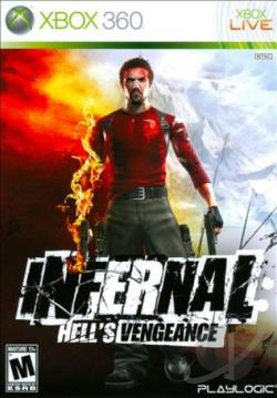 Infernal: Hell's Vengeance XB360 Cover Art