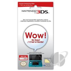 Protective Screen Filter 3DS Cover Art