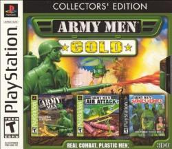 Army Men Gold PS Cover Art