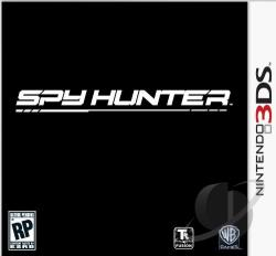 Spy Hunter 3DS Cover Art