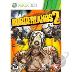 Borderlands 2 w/pre-sale bonus PS3 Cover Art