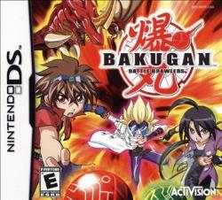 Bakugan Battle Brawlers NDS Cover Art