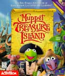 Muppet Treasure Island W95 Cover Art