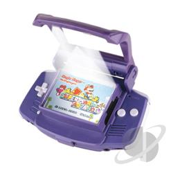 GBA Flip Up Light & Magnifier GBA Cover Art