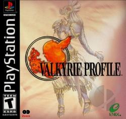 Valkyrie Profile PS Cover Art