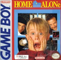 Home Alone GB Cover Art