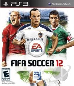 FIFA Soccer 12 PS3 Cover Art
