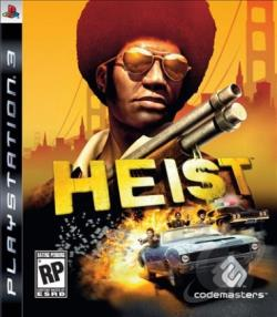 Hei$t  PS3 Cover Art