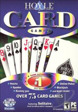 Hoyle Card Games 2007 PCG Cover Art