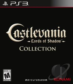 Castlevania: Lords of Shadow Collection PS3 Cover Art