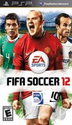 FIFA Soccer 12 PSP Cover Art