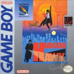 Hudson Hawk GB Cover Art