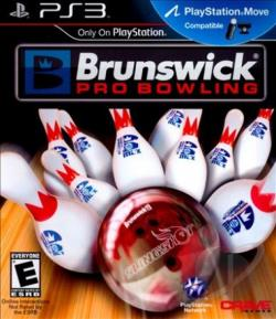 Brunswick Pro Bowling PS3 Cover Art