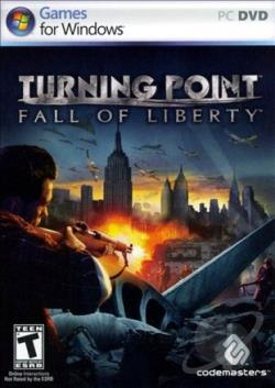 Turning Point: Fall of Liberty PCG Cover Art