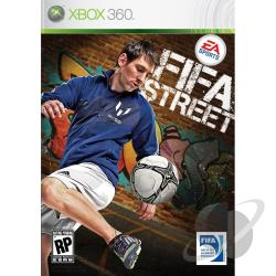 FIFA Street XB360 Cover Art