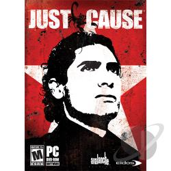 Just Cause PCG Cover Art
