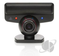 Sony Playstation Eye Camera PS3 Cover Art