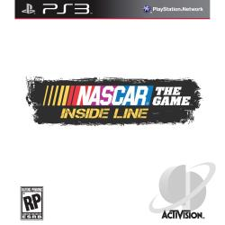 NASCAR The Game: Inside Line PS3 Cover Art