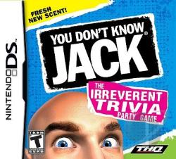 You Don't Know Jack NDS Cover Art