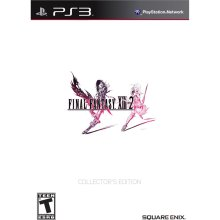 Final Fantasy XIII-2: Collector's Edition PS3 Cover Art