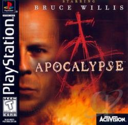 Apocalypse PS Cover Art