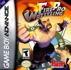 Fire Pro Wrestling GBA Cover Art