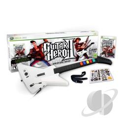 Guitar Hero II w/ Guitar XB360 Cover Art