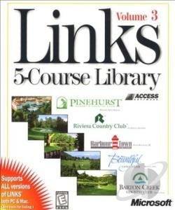 Ms Links Courses Volume 3 W9X Cover Art