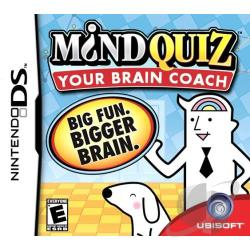 Mind Quiz NDS Cover Art
