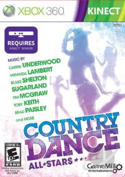 Country Dance All-Stars XB360 Cover Art