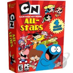 Cartoon Network All Stars PCG Cover Art