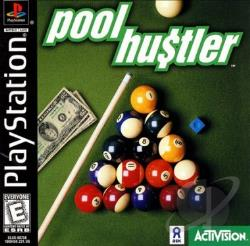 Pool Hustler PS Cover Art