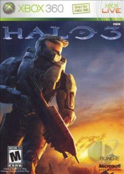 Halo 3 XB360 Cover Art