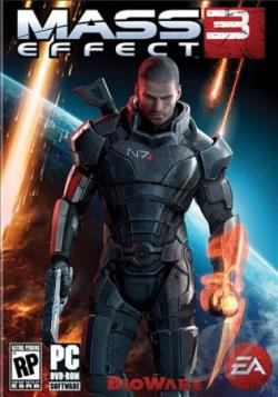 Mass Effect 3 PCG Cover Art