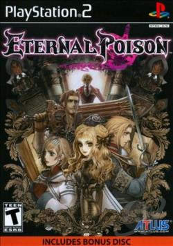 Eternal Poison PS2 Cover Art