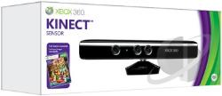Kinect Sensor w/Kinect Adventures XB360 Cover Art