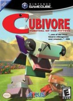 Cubivore GQ Cover Art