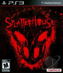 Splatterhouse PS3 Cover Art