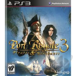 Port Royale 3: Pirates & Merchants XB360 Cover Art