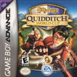 Harry Potter: Quidditch World Cup GBA Cover Art