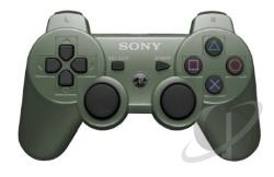 Dualshock 3 Jungle Green PS3 Cover Art