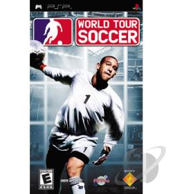 World Tour Soccer PSP Cover Art