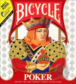 Expert Bicycle Poker Multi W95 Cover Art