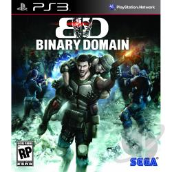 Binary Domain PS3 Cover Art
