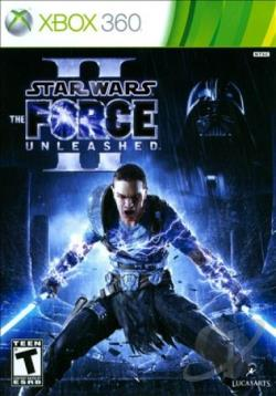 Star Wars: The Force Unleashed II XB360 Cover Art