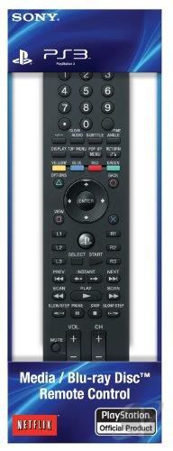 Blu Ray Remote 2.0 PS3 Cover Art