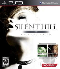 Silent Hill HD Collection PS3 Cover Art