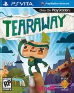 Tearaway PSV Cover Art
